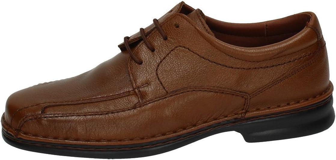 TALLA 46 EU. MADE IN SPAIN 6500 Zapatos NUPER Piel Hombre Zapatos CORDÓN