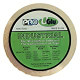 Pro Tapes MPR1065 Pro Tapes UGlu Industrial Adhesive Tape: 1'' x 65', Clear