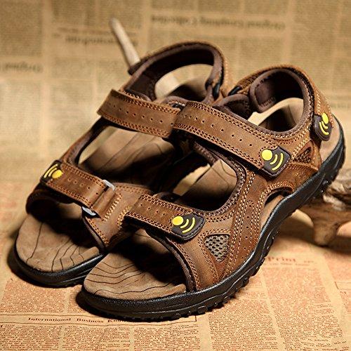 SK Studio - Zapatos con tacón Hombre marrón ...
