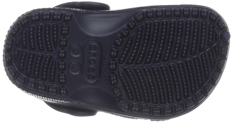 Crocs Kids' Classic Clog, Navy, 1 US Little Kid / 3 US Big Kid by Crocs (Image #3)