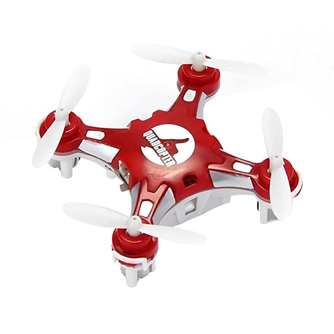 FQ777-124 drone Quadcopter de 6 axis giroscopio 4CH con conmutable ...
