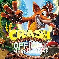 Crash Bandicoot Christmas.Official Crash Bandicoot Christmas Jumper Ugly Sweater