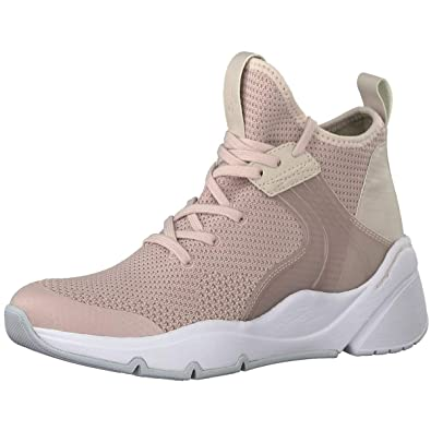 Tamaris Damen Sneaker 1 1 25200 20 1 1 25200 20 rosa 403962