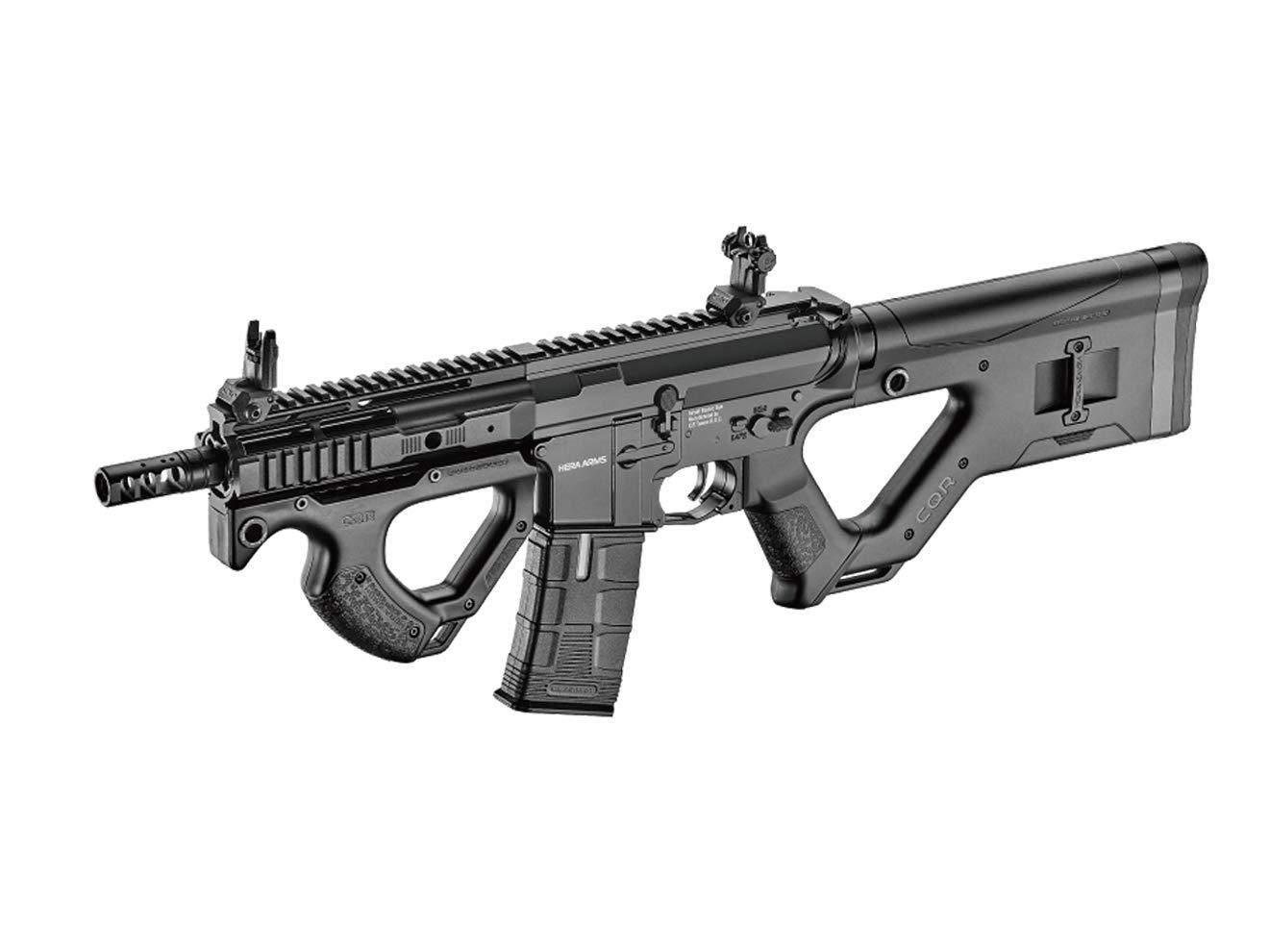 ICS×ASG HERA ARMS CQR AEG MOSFET+EBB JP Ver. BK(ブラック) B07PDXVLBX