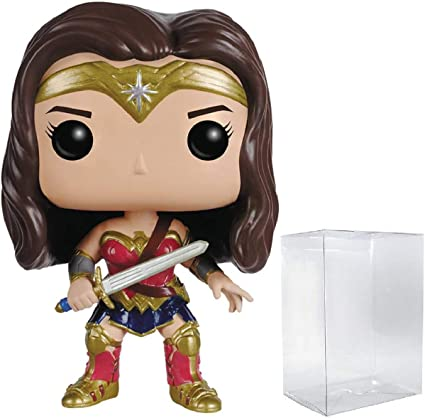 Funko Wonder Woman POP Hippolyta Vinyl Figure NEW Toys IN STOCK