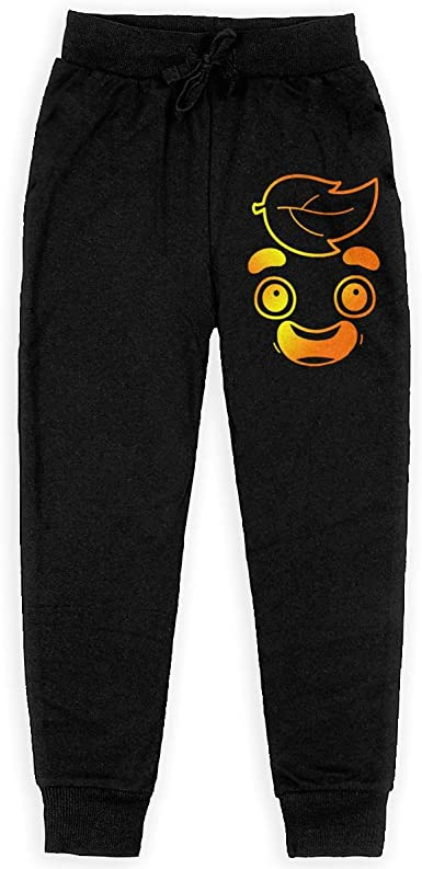 3DmaxTees Guava Juice Face Boys Autumn Winter Long Trousers Casual Track Trousers