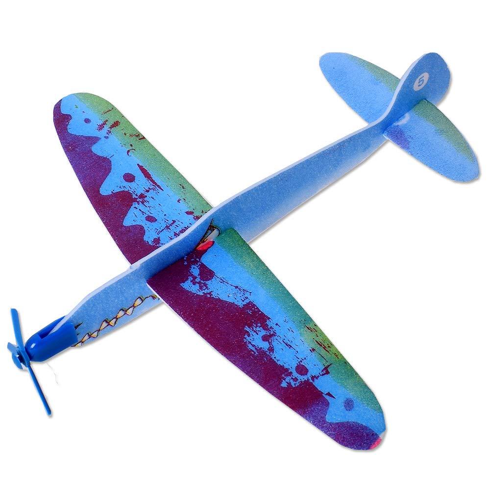 6 Dinosaurier Gleiter Styropor Flugzeuge Pinata Spielzeug Beute //