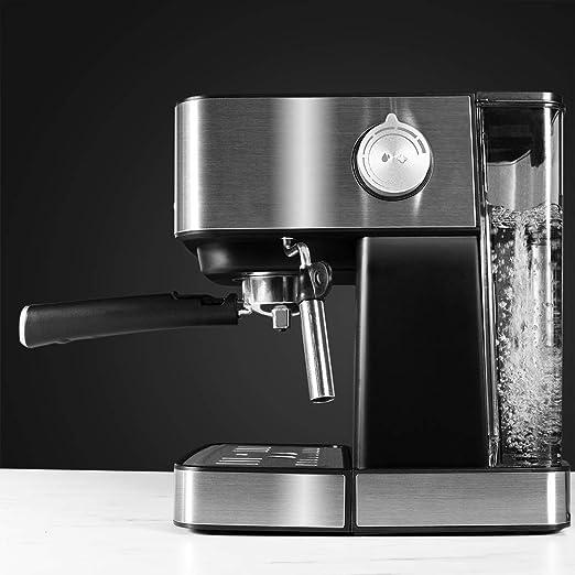 Cecotec Robot Aspirador Conga Serie 1590 Active + Power Espresso 20 Cafetera: Amazon.es: Hogar