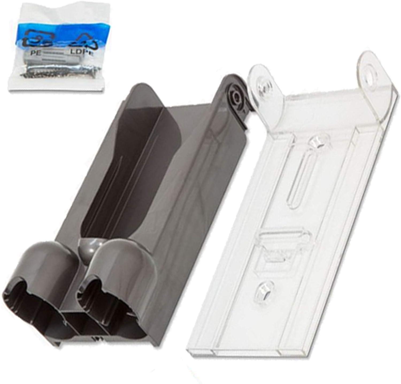 Spares2go Soporte de pared/Base de carga compatible con Dyson V10 ...