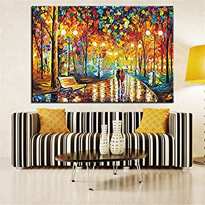 Oxking 1000 Pieces Large Jigsaw Puzzles for Adults and Children Classic Unique Home Decorations and Gifts Freehand London: Toys & Games