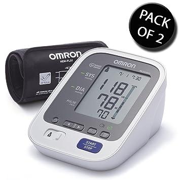 OMRON BLOOD PRESSURE MONITOR - NEW M6 COMFORT: Amazon.es: Salud y cuidado personal