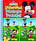 Look and Find Picture Puzzles (Mickey Mouse Clubhouse)
