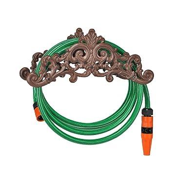 TP-Products - Soporte de pared para manguera (hierro fundido ...