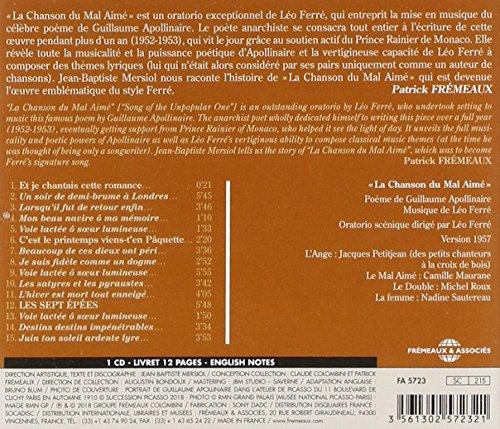 Amazoncom Chanson Du Mal Aime Music