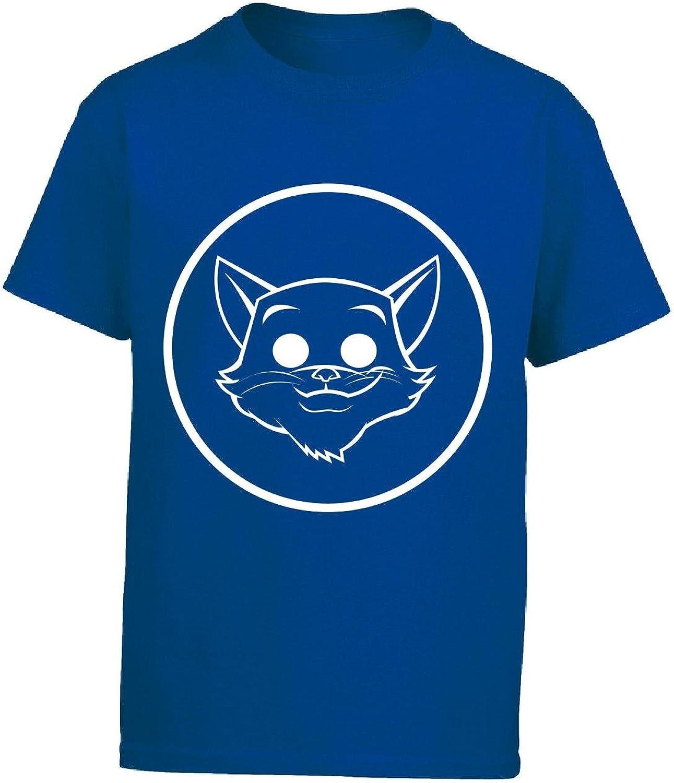 Boy Boys T-Shirt Fennec The Fox Video Game Addict