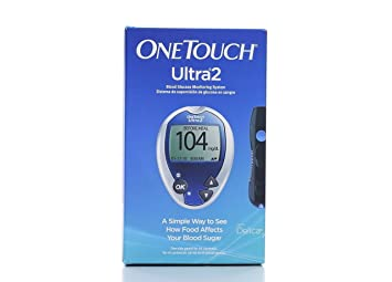 amazon com one touch ultra2 system kit 1 health personal care rh amazon com onetouch ultra 2 instruction manual onetouch ultra 2 user guide