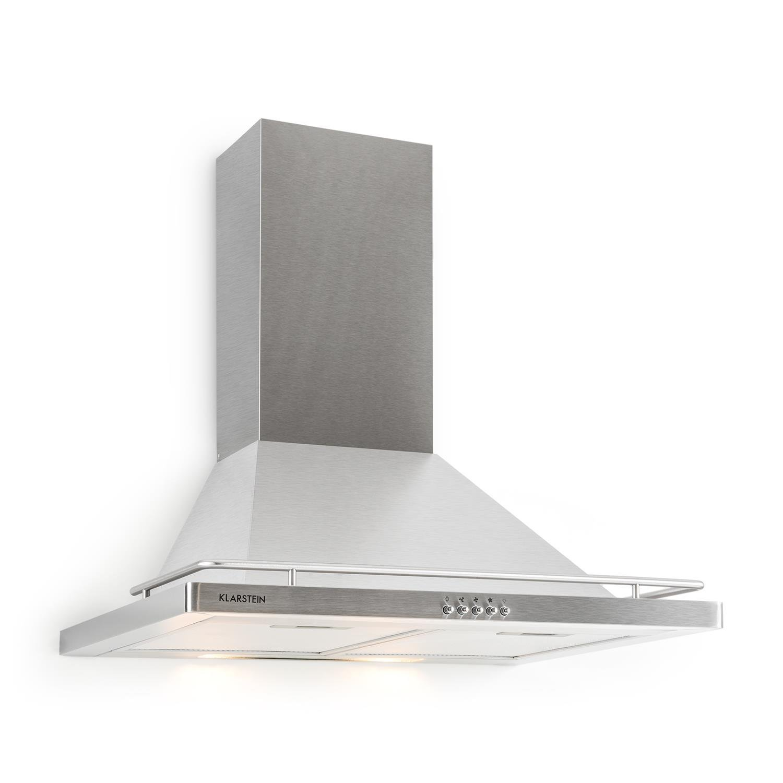 Klarstein Zelda Hotte aspirante (design moderne en acier ... - Hotte Extraction