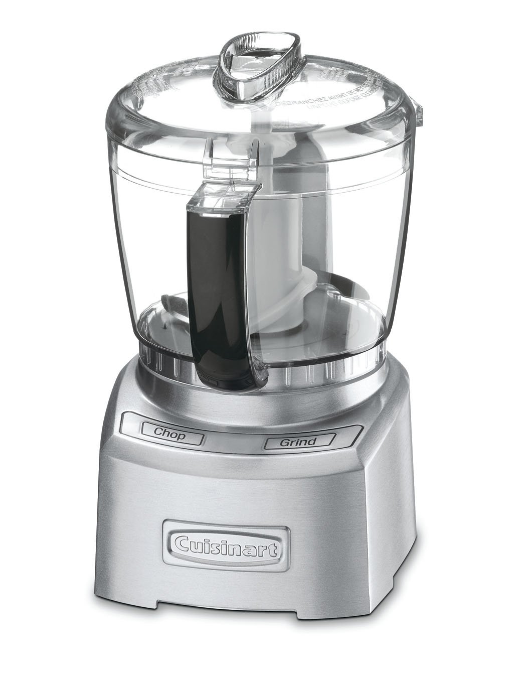 Cuisinart CGC-4PC3BC Elite Collection 4-Cup Chopper/Grinder, Die Cast (Certified Refurbished)