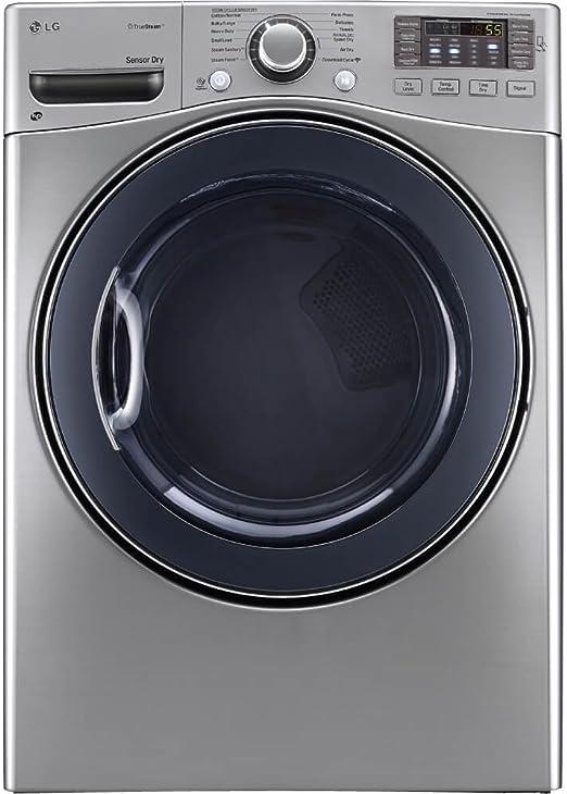 Amazon.com: LG dlgx3571 V 27-Inch Front-load Gas secador con ...