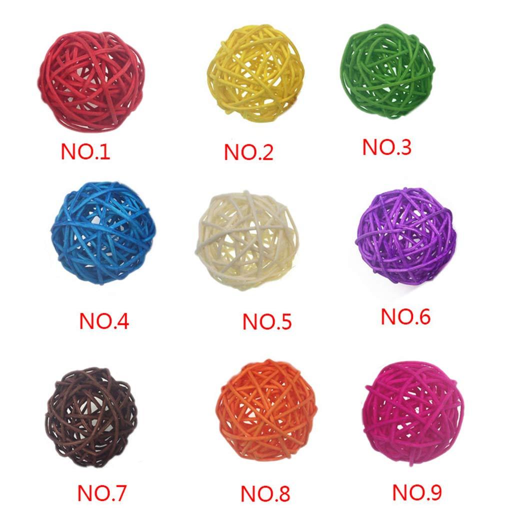 lieferungen hochzeit dekor rattan geburtstag künstliches stroh ball