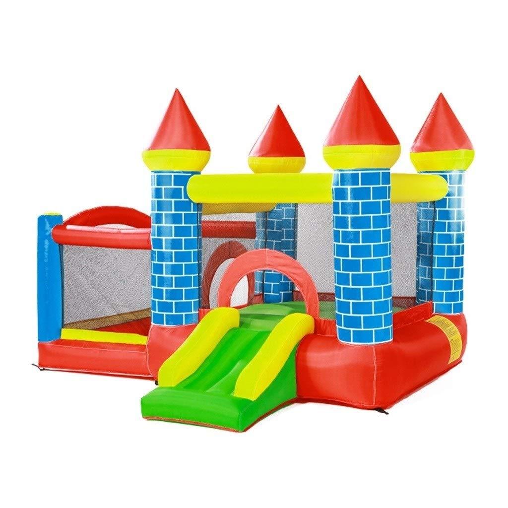 Castillos hinchables Grande Trampolín para niños Tobogán para ...