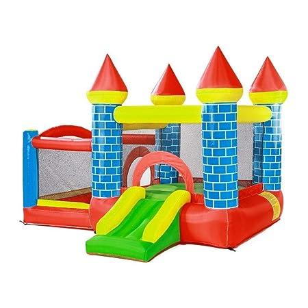 Castillos hinchables Grande Trampolín para niños Tobogán ...