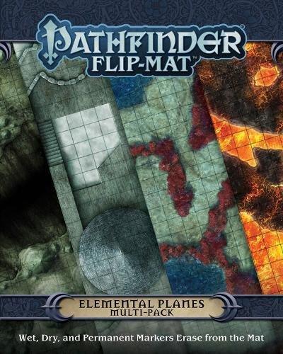 Pathfinder Flip-Mat: Elemental Planes Multi-Pack: Amazon.es: Engle, Jason: Libros en idiomas extranjeros