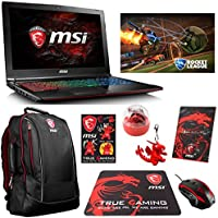 MSI GE62 APACHE PRO-008 Enthusiast (i7-7700HQ, 32GB RAM, 1TB NVMe SSD + 1TB HDD, NVIDIA GTX 1050Ti 4GB, 15.6 Full HD, Windows 10) Gaming Notebook