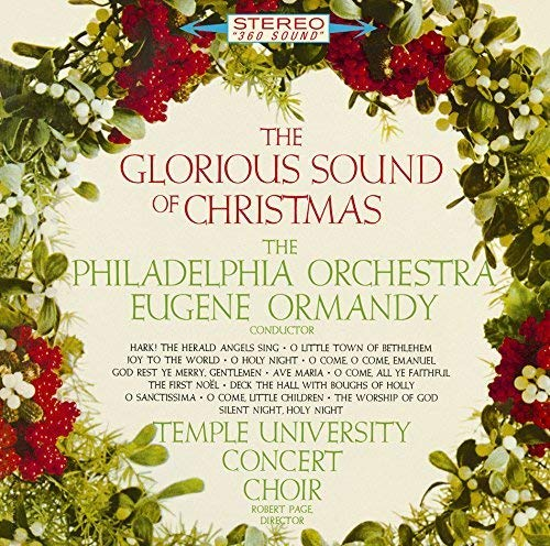 Glorious Sound of Christmas (Orchestra Philadelphia Ormandy Eugene Christmas)