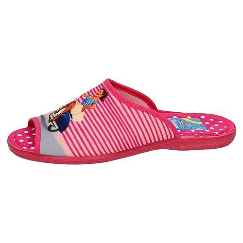 RUIZ BERNAL 156 Chinelas Retro Moto Mujer Zapatillas CASA Fuxia 35: Amazon.es: Zapatos y complementos