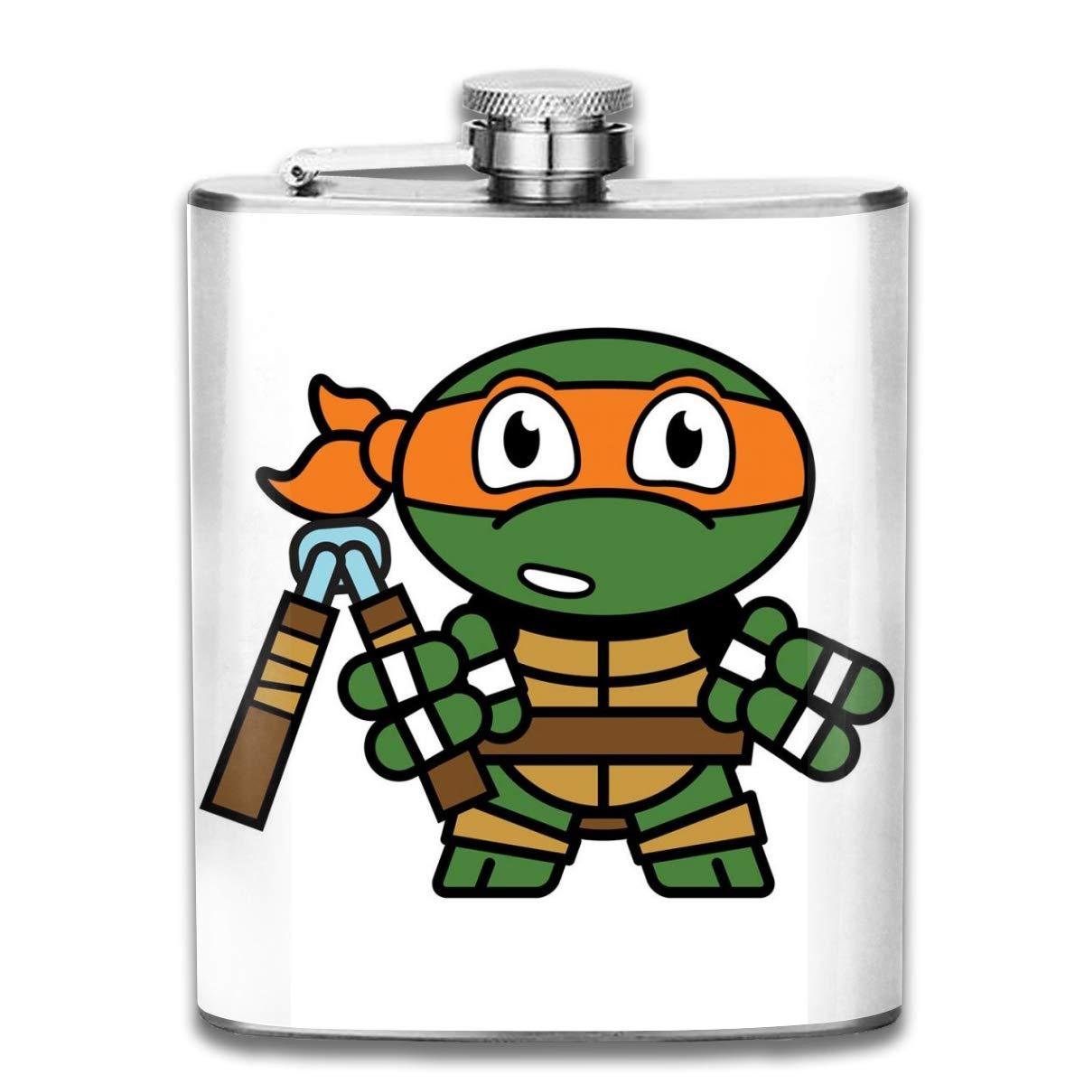 Masilla Michelangelo Mutant Ninja Turtles con diseño de ...