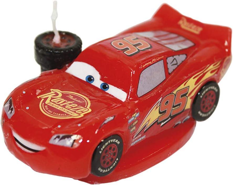 "Dekoback 02-08-00167 'Disney's ""Cars""' Cake Candle"