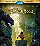 Cover Image for 'The Jungle Book (BD + DVD + Digital HD)'