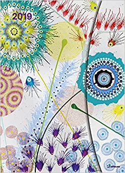 2019 Dan Bennett Diary - teNeues Large Magneto Diary - 16 x 22 cm