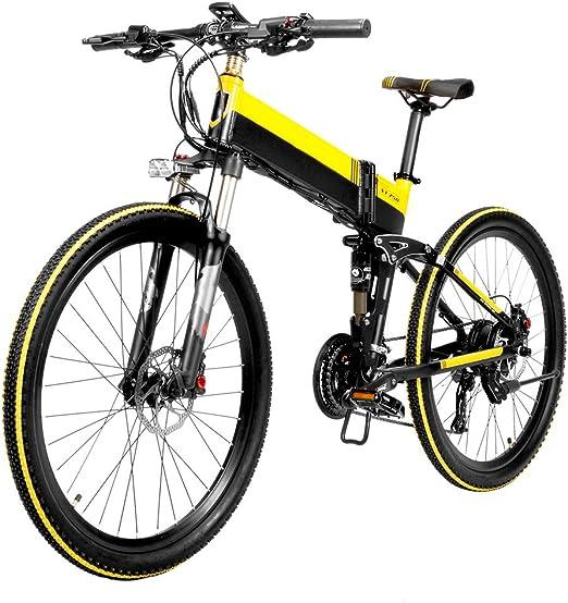 Lanceasy Bicicletas Electricas Plegables, Motor sin escobillas portátil de Bicicleta Plegable para Ciclismo al Aire Libre, Entrega en 3 a 7 días: Amazon.es: Hogar
