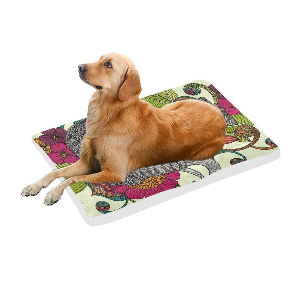 42\ your-fantasia Flower Elephant Pet Bed Dog Bed Pet Pad 42 x 26 inches
