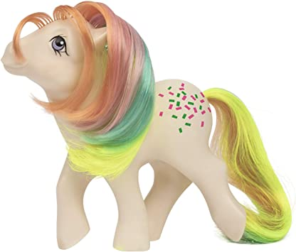 My Little Pony Retro Collection parfumée Série 2-CONFETTIS-NEUF