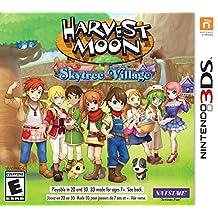 Harvest Moon Sky Tree Village - Nintendo 3DS