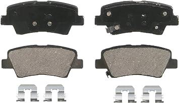 Wagner QuickStop ZD2045 Ceramic Disc Brake Pad Set