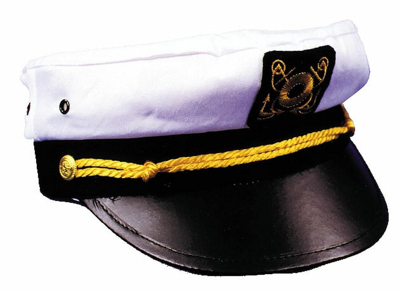 Jacobson Hat Company Mens Adult Yacht Cap
