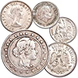 #3: Silver Coins of the Americas Set