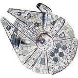 Imc Toys - 720305 - Jeu De Tir - Super Falcon Millenium Star Wars