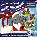 Benjamin Blümchen Weihnachts-Box | Thomas Platt,Ulli Herzog,Klaus-Peter Weigand