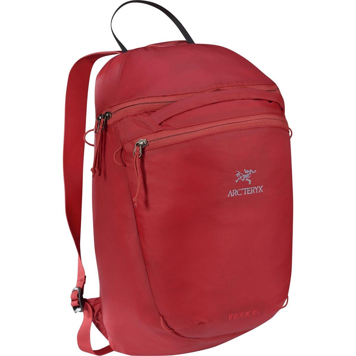 (アークテリクス) Arc'teryx Index 15L Backpackメンズ バックパック リュック Sangria [並行輸入品] One Size  B073VF3DV5