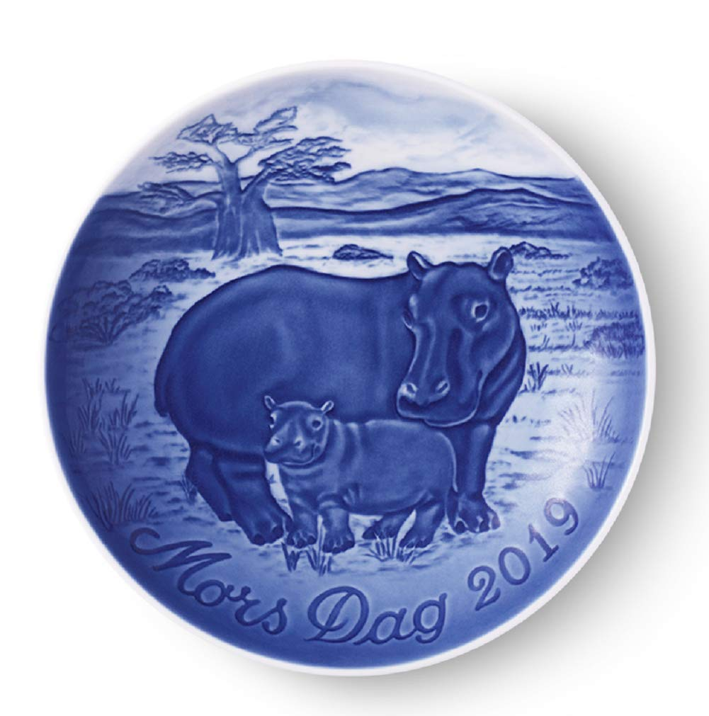 Royal Copenhagen Bing /& Grondahl 2019 Collectible Mothers Day Plate