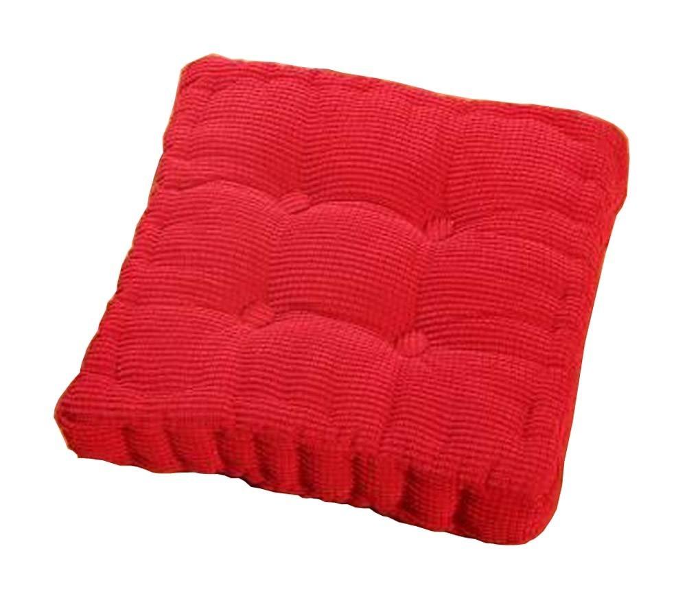 Rosso Black Temptation Cuscino da Terra Cuscino da Pavimento Cuscino Imbottito per Sedia Tatami