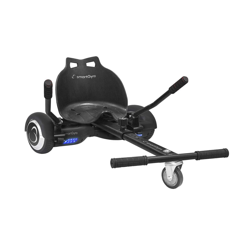 Pack smartGyro X2 UL Black más Go Kart - Patinete eléctrico ...