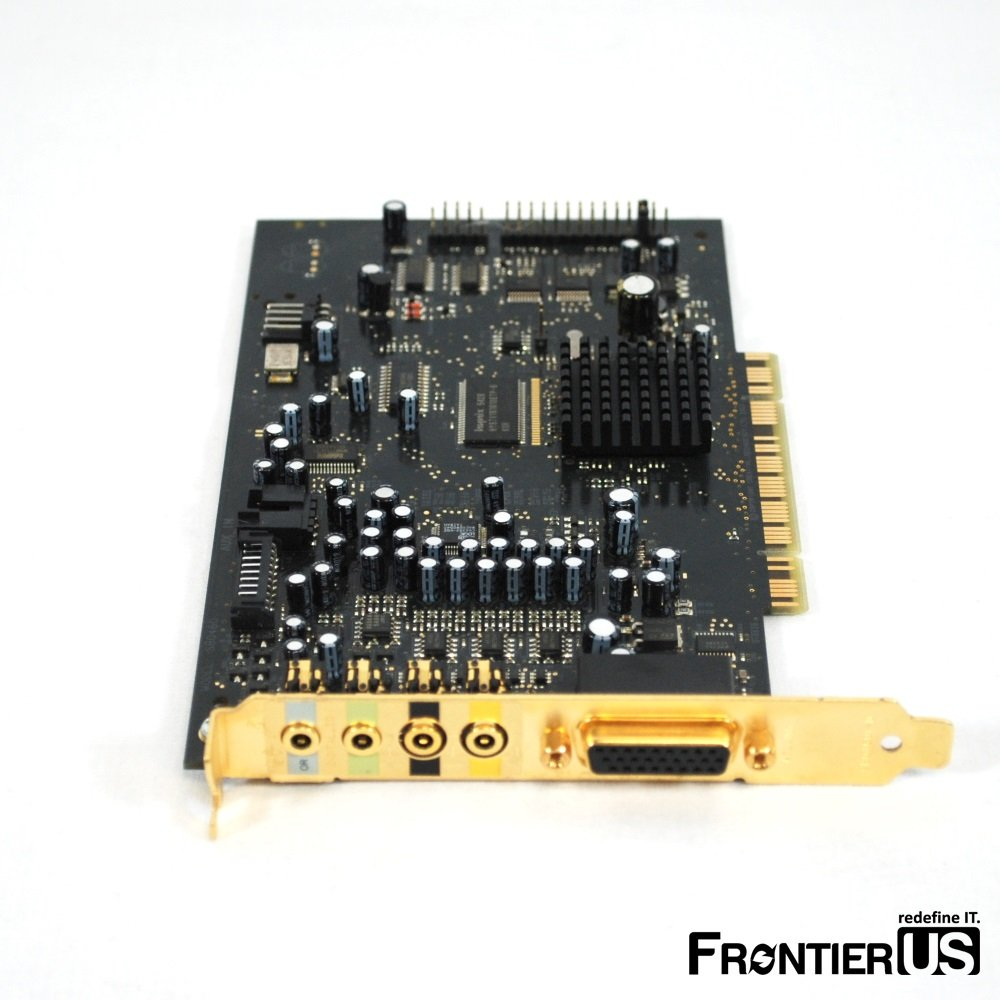 Amazon.com: Dell F7710 Creative Labs SoundBlaster X-FI Extreme Sound Card -  SB0467: Computers & Accessories