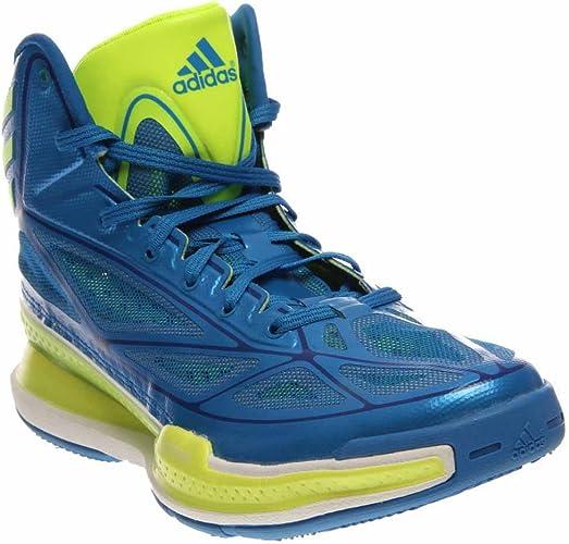 artesanía exquisita mejores zapatos Nueva York adidas G66521: Adizero Crazy Light 3 Blue/Electric Green ...