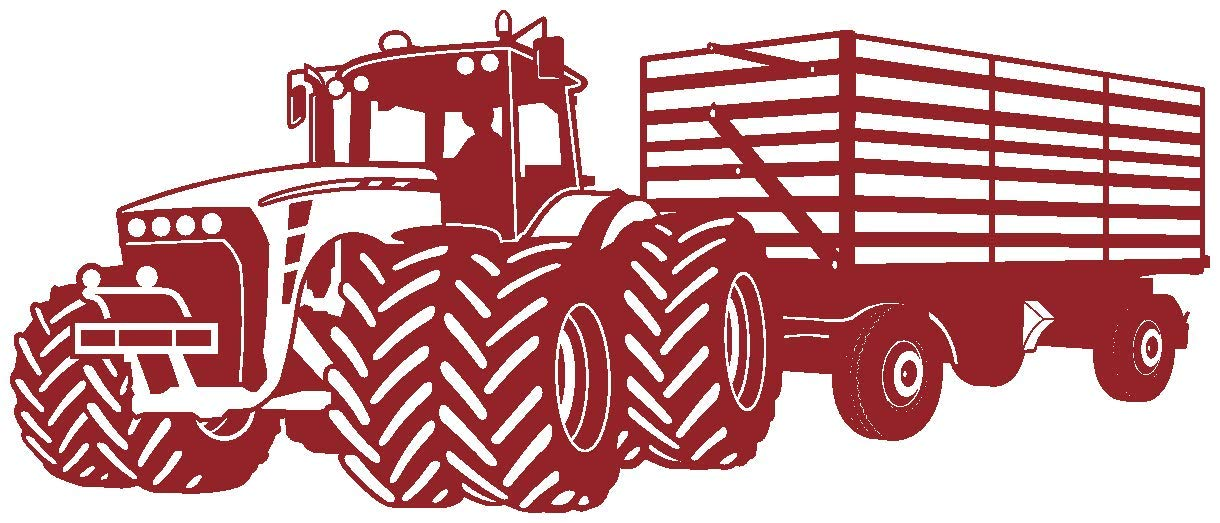 Samunshi® Wandtattoo Großer Traktor mit Anhänger Anhänger Anhänger Trecker Kinderzimmer Kinder Wandaufkleber in 8 Größen und 20 Farben (140x59cm grün) B06WGRZVWH Wandtattoos & Wandbilder c4e637